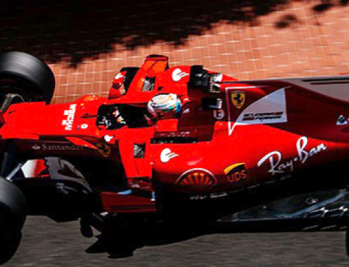 Ferrari y una estrategia de 10