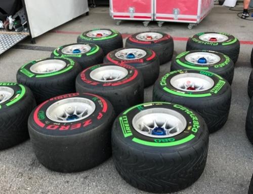 Pirelli exhibirá 5 compuestos en los Test de Barcelona