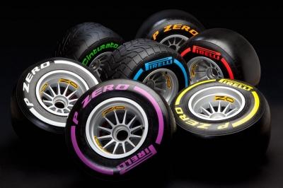 Pirelli anuncia sus compuestos para Brasil y Abu Dahbi