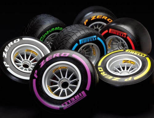 Infografía Pirelli con los juegos disponibles para la carrera
