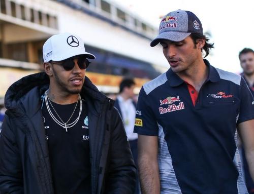Entrevista a Carlos Sainz en el Red Bull Ring