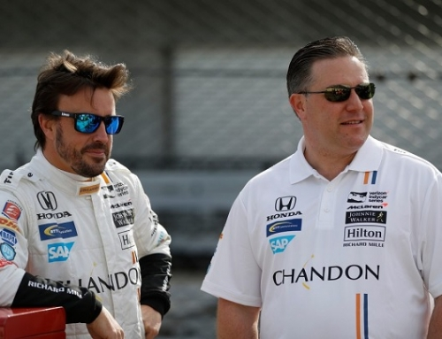 """Brown sobre Alonso: """"Estamos abiertos a permitirle competir en otras carreras de forma limitada"""""""