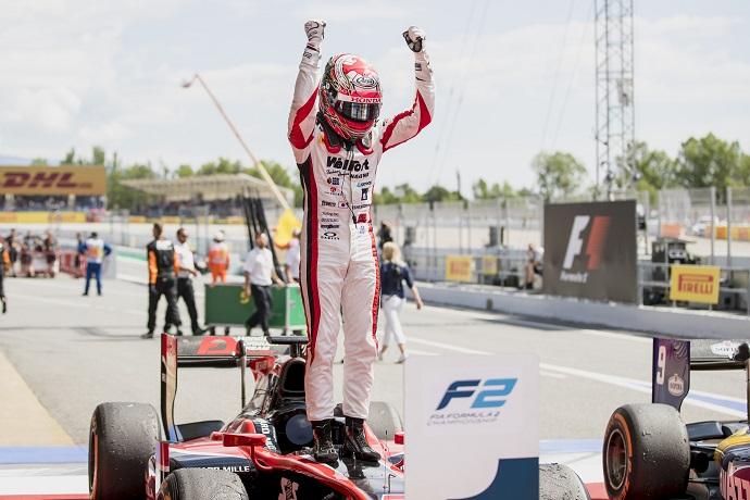 Nobuharu Matsushita se subirá al Sauber F1 Team en los test de Hungaroring
