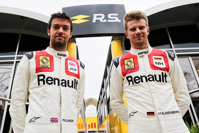 Renault necesita que Joylon Palmer empiece a sumar puntos
