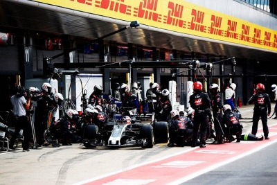 Magnussen Hungria es como una pista de karts nunca tienes descanso