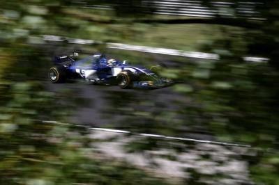 Sauber prueba su paquete de mejoras en hungaroring