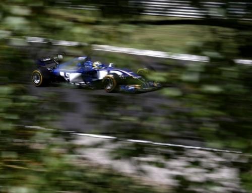 Sauber prueba el paquete de mejoras en Hungaroring