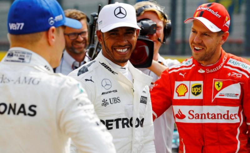 Hamilton se convierte en el hombre con más poles de la historia