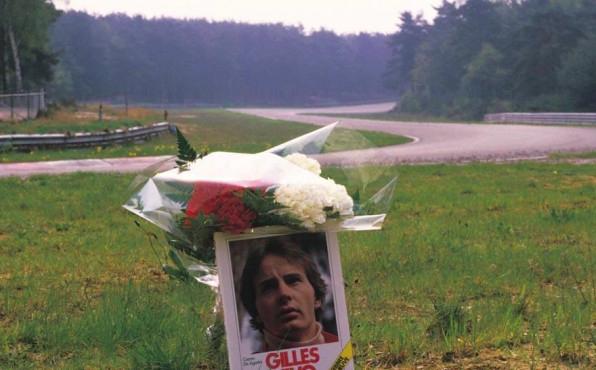 Circuito de Zolder Bélgica. Gilles Villeneuve.