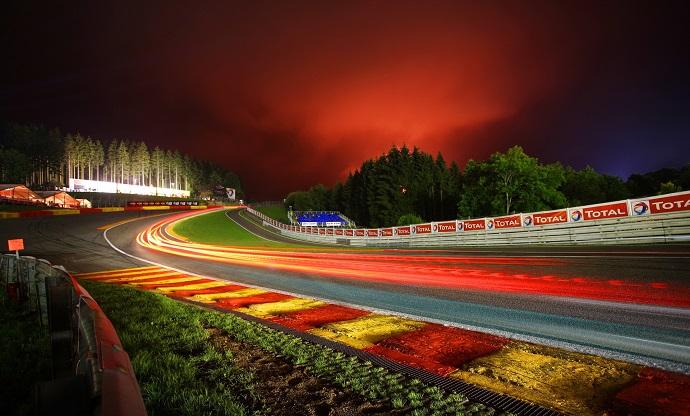 Eau Rouge, la curva donde Ayrton Senna hablaba con Dios.