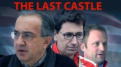Scudería Ferrari y el último castillo