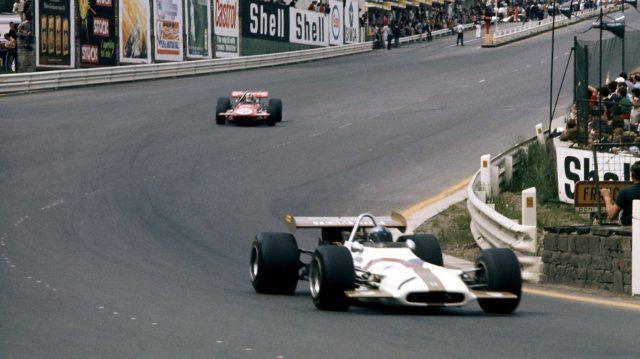 Pedro Rodriguez - BRM Spa Francorchamps GP de Bélgica.