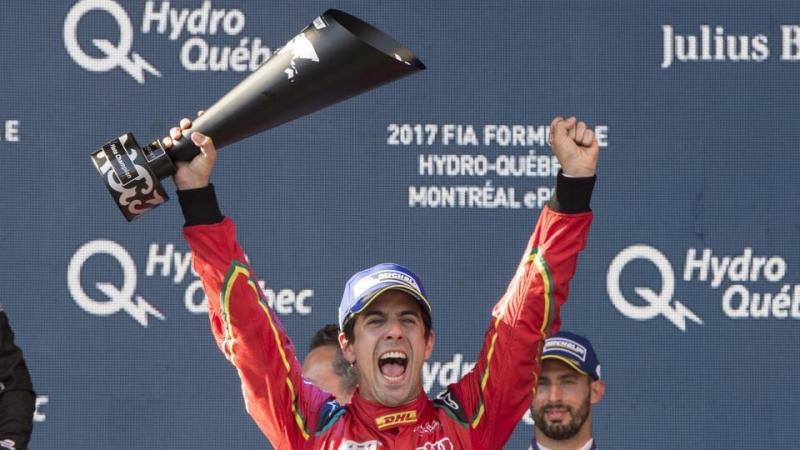 Lucas Di Grassi Campeón de la FIA Formula E Prix 2016/2017