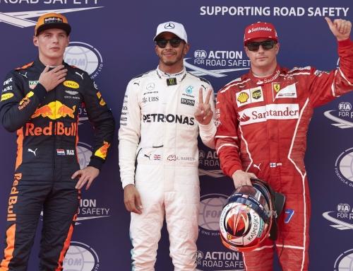 Hamilton logra una pole que puede valer un Mundial
