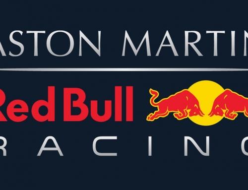 Red Bull confirma a Aston Martin como aliado principal para 2018