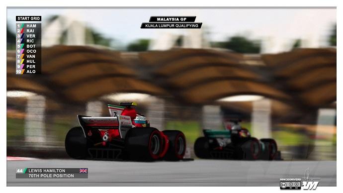 "Lewis Hamilton se lleva la ""Pole Position"" en Malasia"