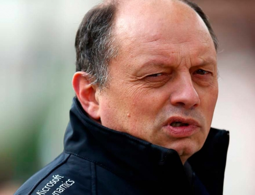 Vasseur le muestra la salida a Ericsson
