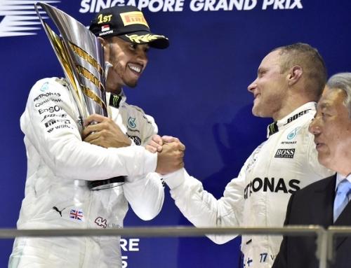 """Bottas: """"Mi próximo objetivo es Vettel, y es posible ganarle"""""""