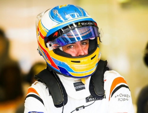 """Alonso: """"¡Tras Singapur ya tengo ganas de volver al coche y ojalá de seguir en pista tras la primera curva de Malasia!"""""""