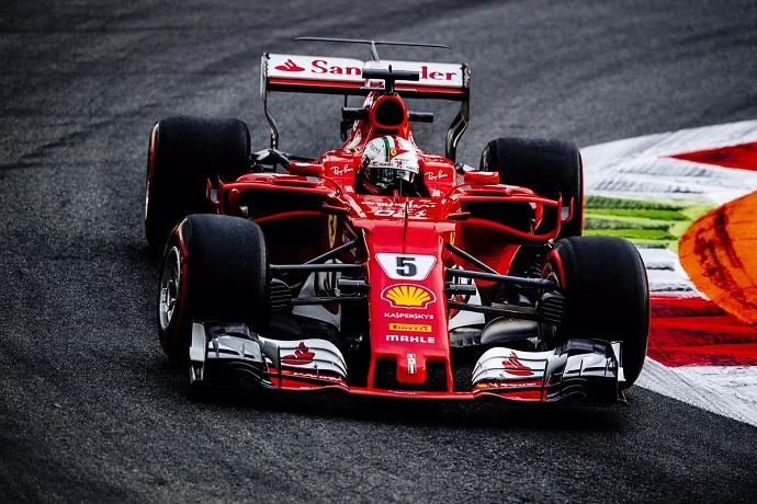 Ferrari o el declive asiático