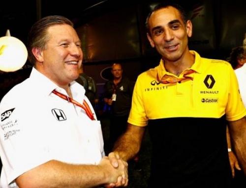 Mclaren ya cuenta con demora para 2018 tras firmar con Renault