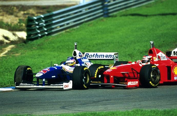 Back to the Past: 26 de octubre, Schumacher contra Villeneuve en Jerez