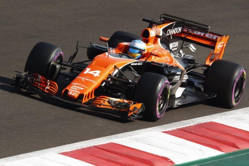 El mejor McLaren de los últimos años también arranca desde atrás