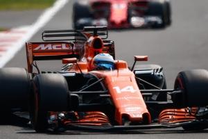 Alonso el que as posiciones avanza en México