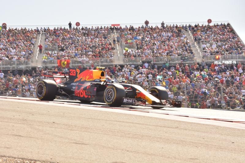 Red Bull se queda sin podium