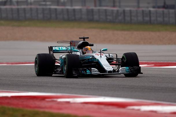 """GP Austin 2017: FP2: """"Tres Bien Sainz, Alonso rey de los mortales, Hamilton pulverizador."""""""