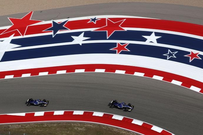 Leclerc debuta con Sauber en el Circuito de las Américas