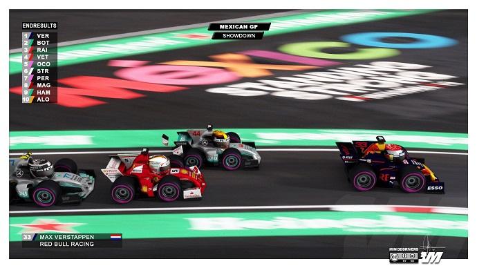 Max Verstappen se proclama ganador del G.P. de México