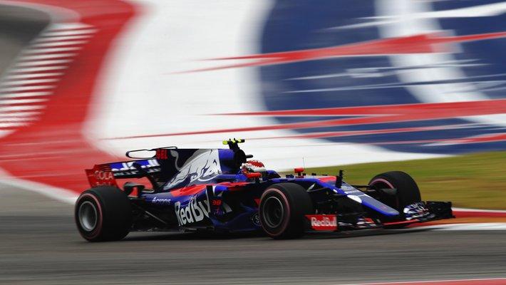Toro Rosso en busca de la pareja perfecta para 2018
