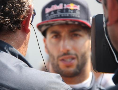 Los neumáticos difuminan las opciones de podio de Ricciardo