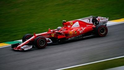 Ferrari Raikkonen Brasil