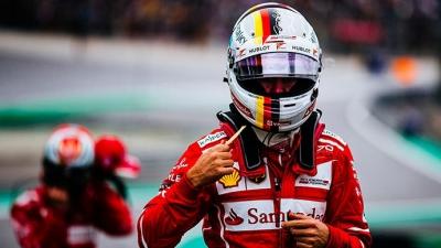 Ferrari Vettel Brasil