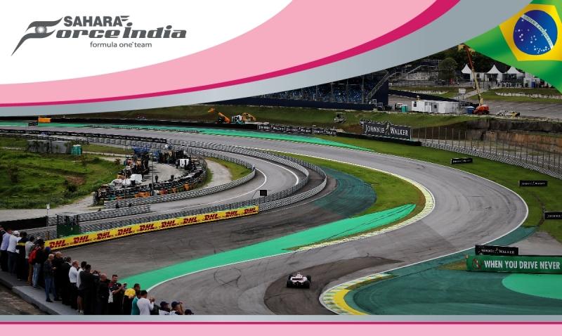 Force India se mete hasta la cocina de las Favelas Brasileñas. @omarketingf1