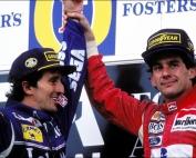 Back to the Past GP Australia 1993, el día D entre Senna y Prost