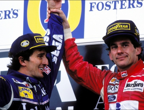 Back to the Past: GP Australia 1993, el día D entre Senna y Prost