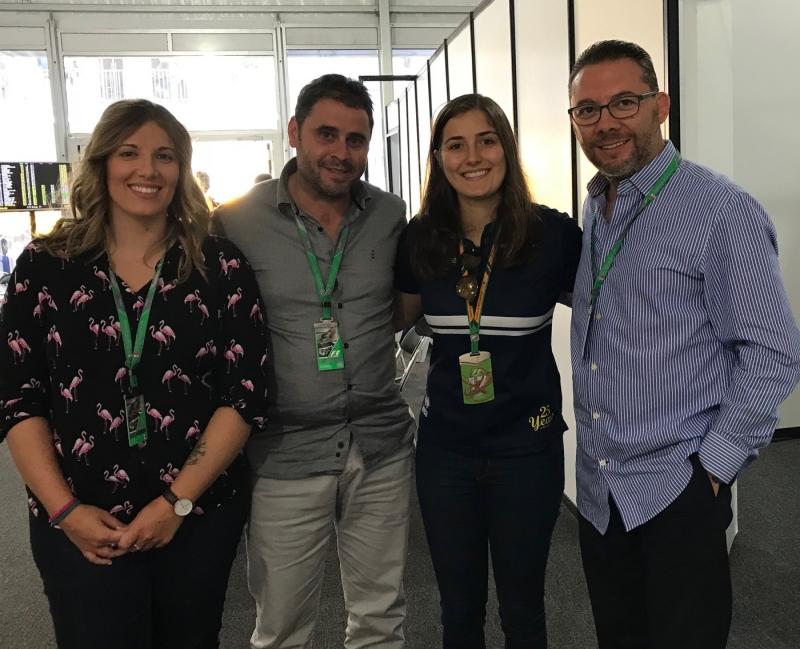 Entrevista de Graining a Tatiana Calderón Piloto de desarrollo de Sauber F1. @omarketingf1