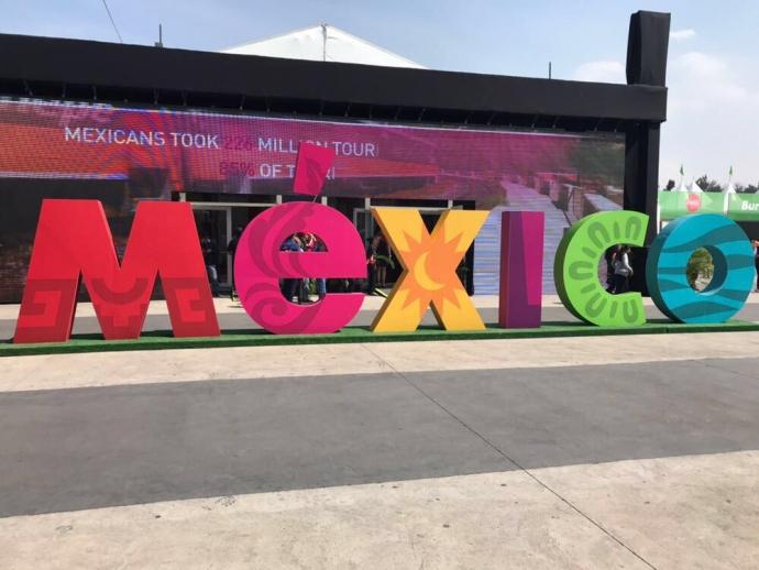 Reflejos del Gran Premio de México 2017. @omarketingf1