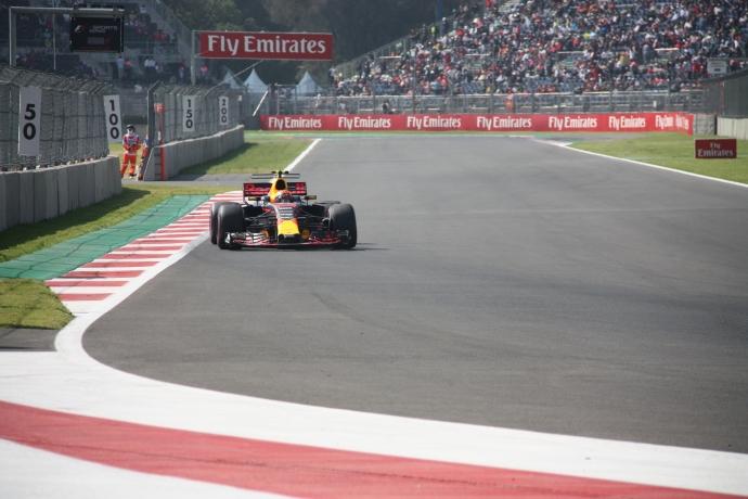 Max Verstappen Ganador del GP de México 2017 por Omar Alvarez @omarketingf1