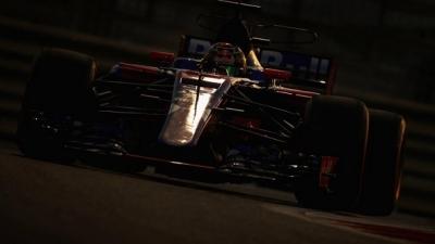 Desde Toro Rosso confían en su ritmo