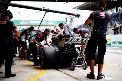 Haas sigue perdido y sin rumbo