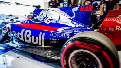Toro Rosso ve peligrar su 6ª plaza del mundial