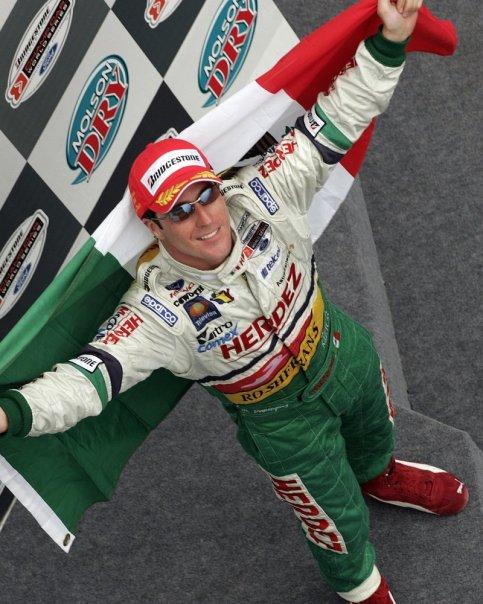 Mario Domínguez / Ex-Piloto Mexicano de Indy Cart