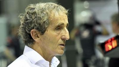 Prost: Hamilton igualandonos a vettel y a mi ha entrado en una dimension nueva