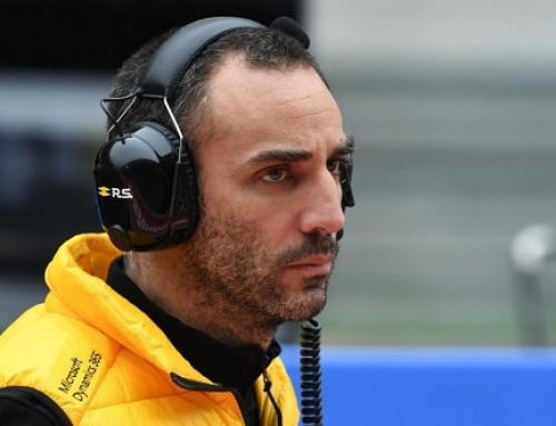 Sainz-Renault: la cosa funciona según Abiteboul