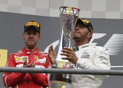 La actitud de Vettel, de lo peor de 2017, según Irvine
