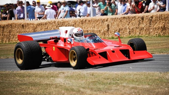 Ferrari Spazzaneve 1973. Foto: Top Gear. Selección: @omarketingf1